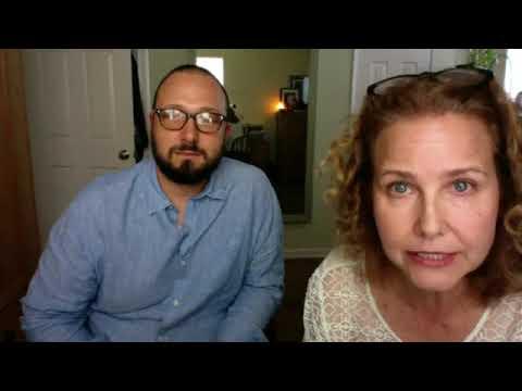 JM Logan & Molly Hagan talk  THE GARAGE SALE MOVIE