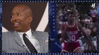 Kenny Smith gets roasted for his iconic dunk
