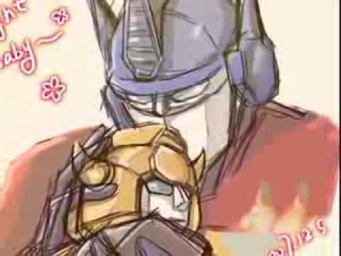 Optimus prime x bumblebee because you loved me youtube