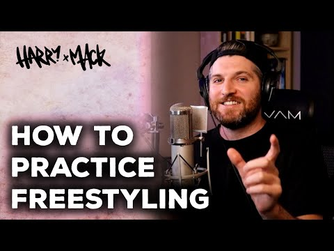How To Get Better At Freestyle Rapping - Setup, Punchline