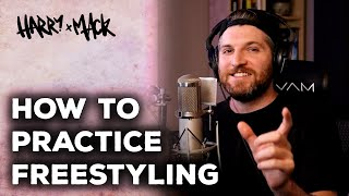 How To Get Beтter At Freestyle Rapping - Setup, Punchline