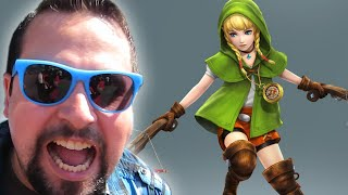 Link Really Is A Girl! Introducing Linkle! - Rich Vlog