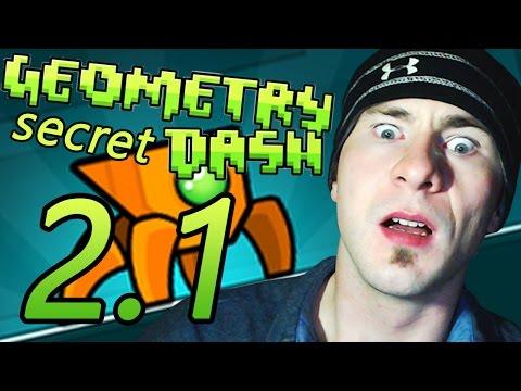 Geometry Dash 2.1 SECRETS REVEALED! (Trailer Analysis)