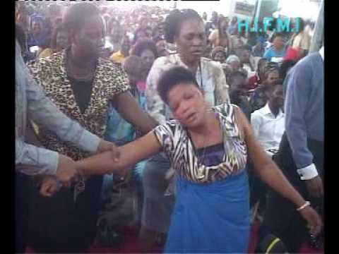 PRINCESS FROM THE MARINE WORLD WAS ARRESTED BY GOD DURING DELIVERANCE SERVICE 12 1 2017