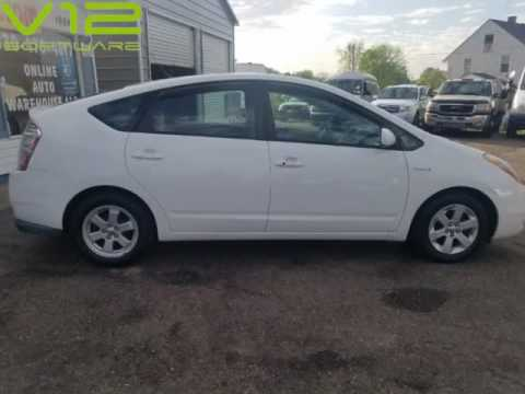 2007 Toyota Prius Hybrid 55 Mpg Auto Rear Camera Clean We Finance Akron Ohio
