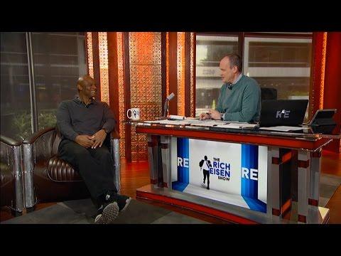 Hall of Famer Warren Moon Talks Seattle Seahawks & More in Studio - 1/7/16