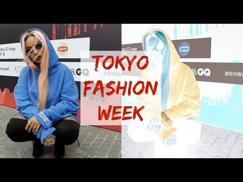 Tokyo Shanghai  Fashion Week #maybellinetrendsquad | TALI QUINDIO