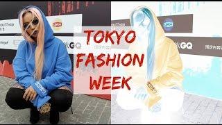 Tokyo Shanghai  Fashion Week #maybellinetrendsquad | TALI QUINDIO