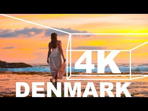DENMARK! (Exploring Copenhagen) 4K - UHD