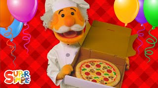 Pizza Party  Super Simple Songs