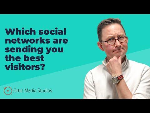 Google Analytics Reporting vs. Analysis: Visitors from Social Media