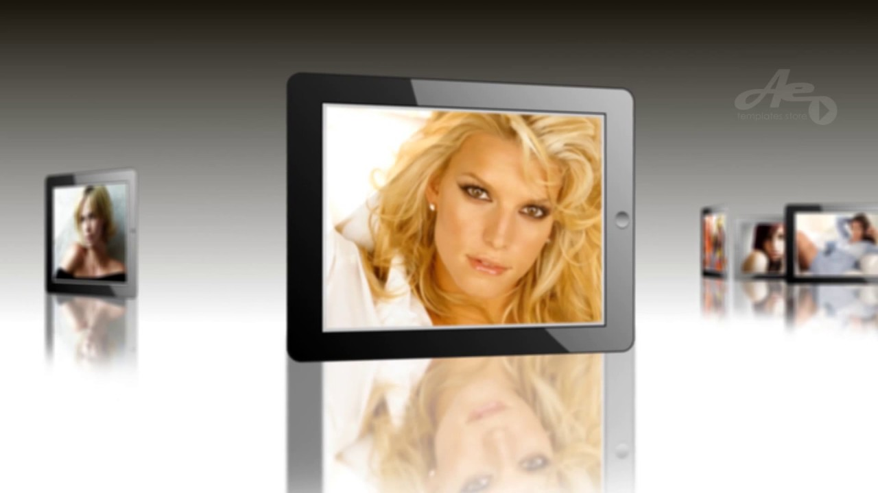 iPad Show- Effects Project (After Effects Templates Store)