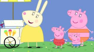 Peppa Pig Season 1 Episodes 35 • Very Hot Day • Cartoon for Kids 2018