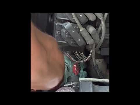 1991 Oldsmobile Cutlass Ciera w/ 3.3L Water Pump replacement