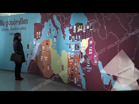 Comics über die arabische Welt - Die Sonderausstellung in Angoulême