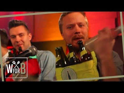 The Bottle Boys - Techno Anthem // live