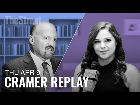 Jim Cramer on the Markets, Coronavirus, Tiger King and the Federal Reserve
