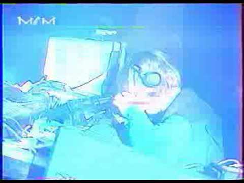 Aphex Twin live in Paris 1993