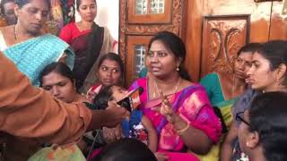 Advocate Ramya... about Sangeeta case legal points