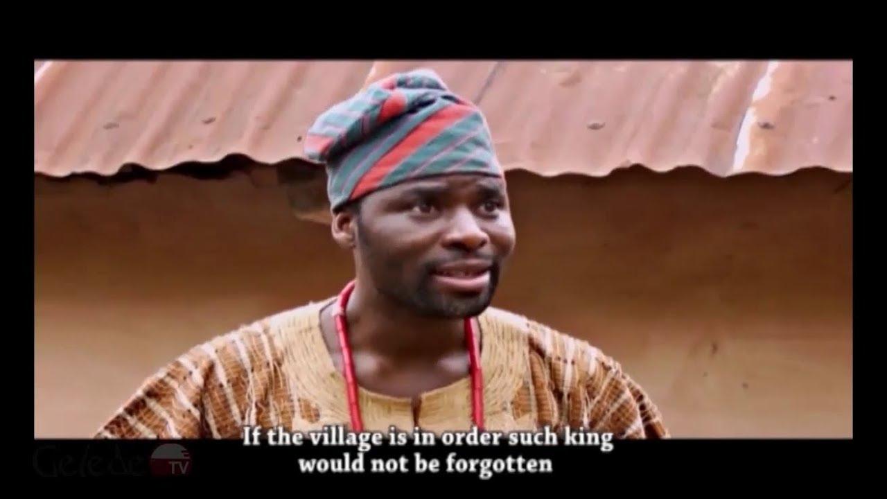 Download Eje Ibale Latest Yoruba Movie Epic Drama Starring Ibrahim Chatta   Regina Chukwu