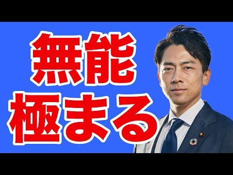 #454 【セクシー大臣】小泉進次郎を総理にしたらダメな理由
