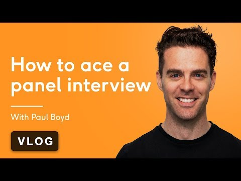 How to ace a panel interview