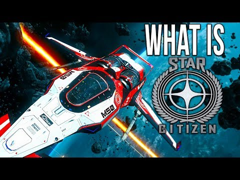 STAR CITIZEN - What is it? | Analysis and key Facts!