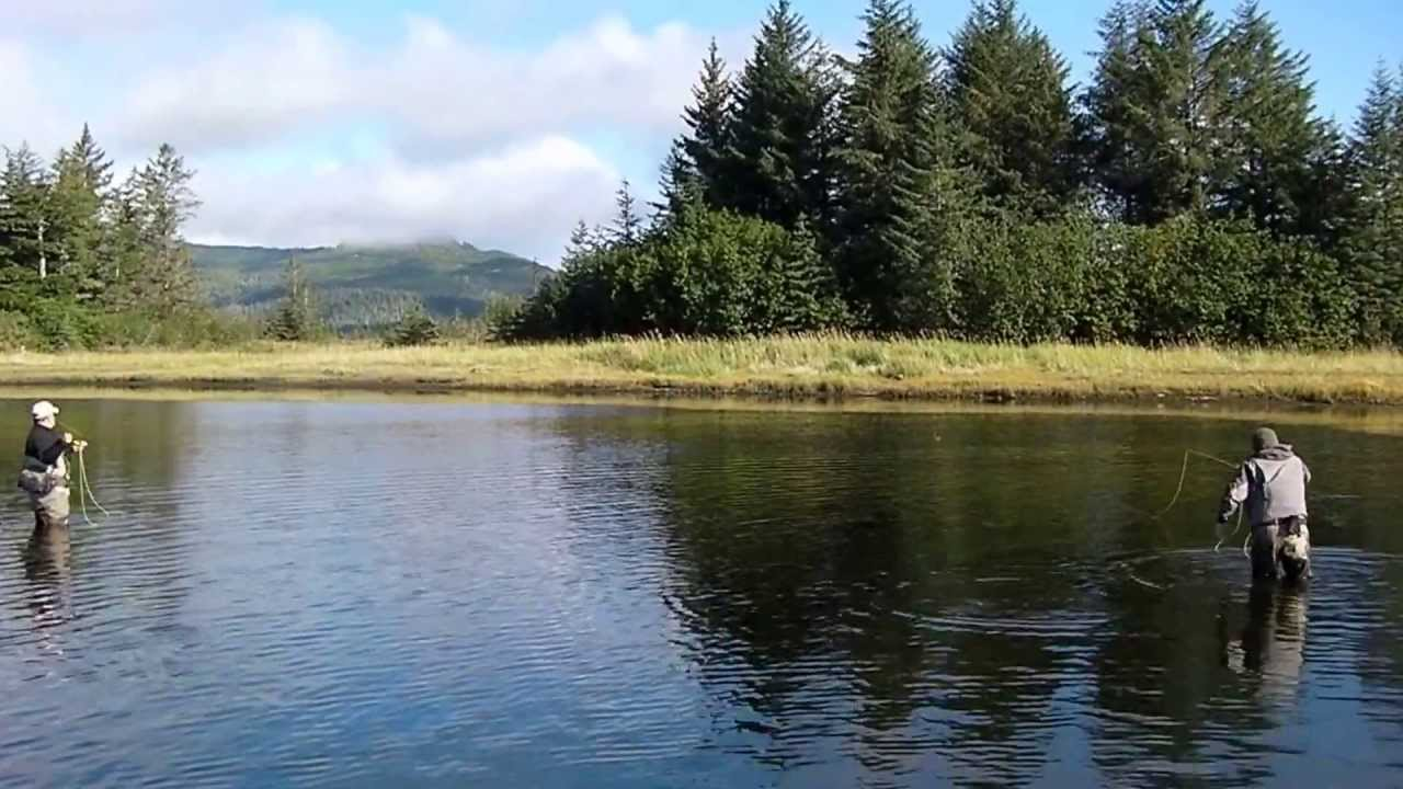Fly fishing wogs cordova alaska youtube for Alaska out of state fishing license