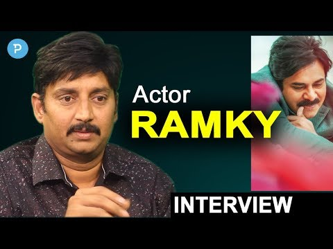Actor Producer Ramky Exclusive Interview | Telugu Popular TV