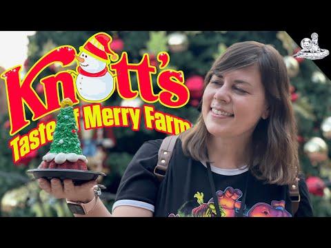 ❄️-knotts-taste-of-merry-farm-made-me-cry!