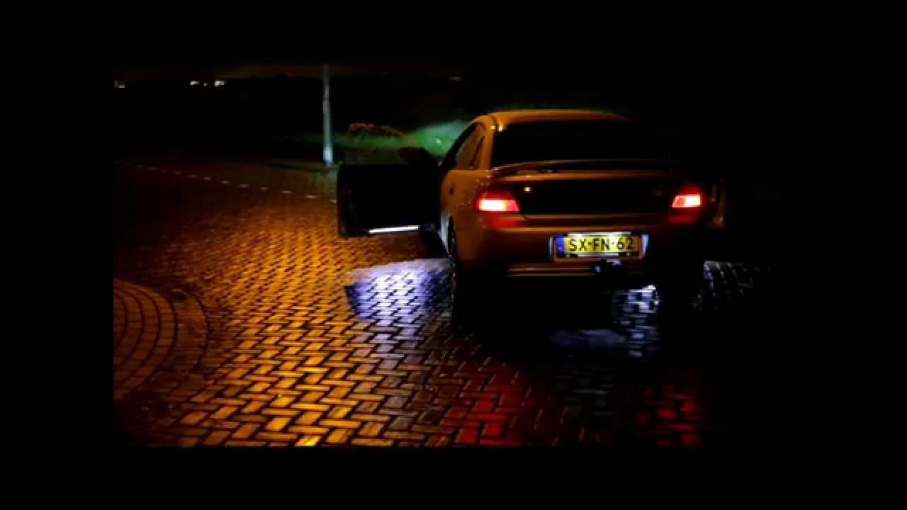 Led Xenon Strips Interior Lights On Mazda 323 F Ba 1 8 16v Youtube