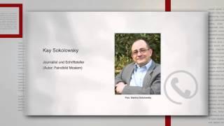 Kay Sokolovsky zu Feindbilder und die Gefahren im Nahenosten-MTA Presseschau