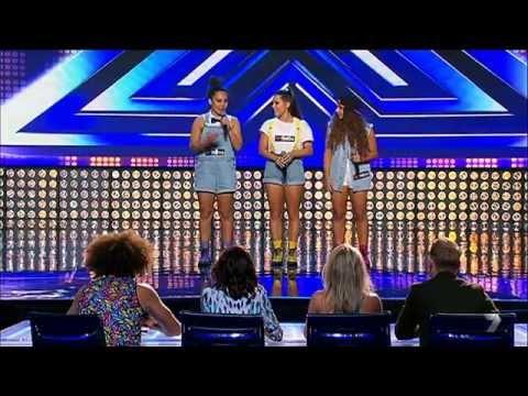 BEATZ: Hollaback Girl (Gwen Stefani Cover) on X Factor Australia 2014 (Full Version)