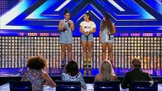 BEATZ: Hollaback Girl (Gwen Stefani Cover) on X Factor Australia 2014 (Full Version)