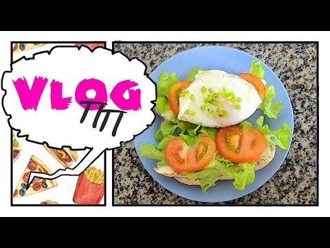 Приготовить VLOG ПП Полезные бутерброды и Изотоник ✩5 день✩ онлайн видео