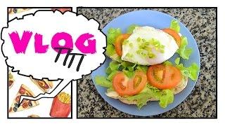 VLOG ПП: Полезные бутерброды и Изотоник! ✩5 день✩