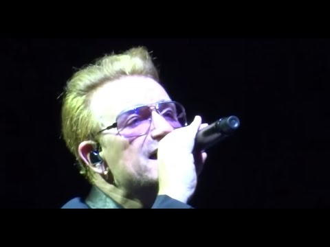 U2 - Bad (w/Moment Of Surrender Intro) (HD) MSG New York #2 on 07-19-2015 (From Section 111 Row 13)