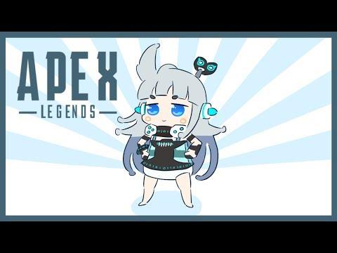 【APEX LEGENDS】明日のためにあぺ練習(´・ω・`)瞬きは甘え【杏戸ゆげ /ブイアパ】