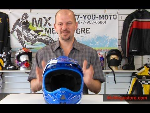 2015 Fox V1 Motocross Helmet at MxMegastore.com