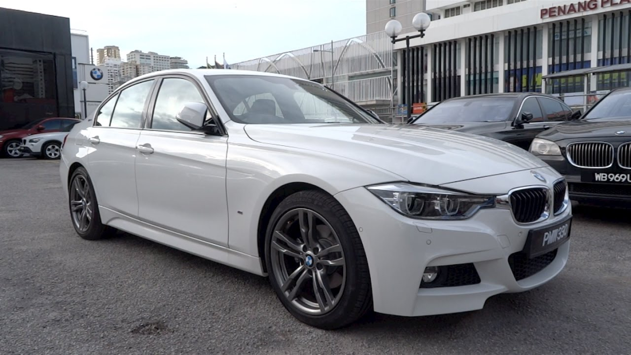 2017 Bmw 330e Iperformance M Sport Start Up And Full Vehicle Tour