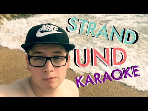 Strand und Karaoke [VLOG 14] #LeonInPortugal