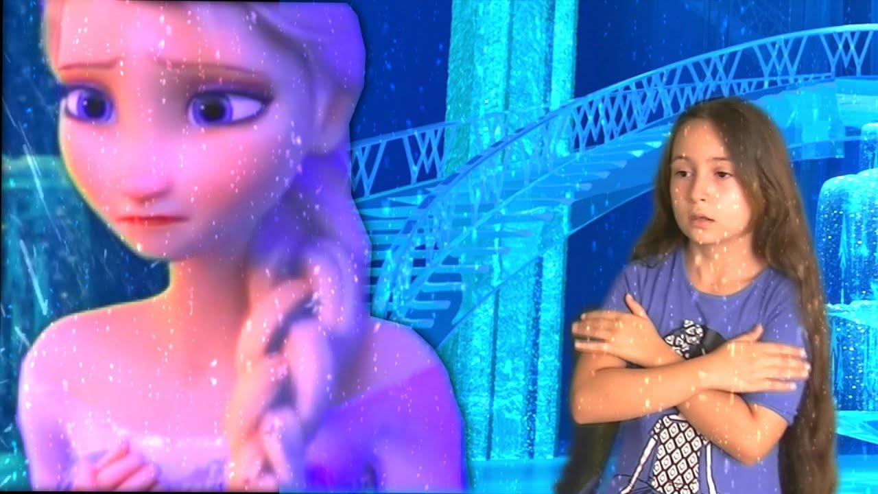 Qui est la plus belle la reine des neige nouvelle serie - Raine des neige ...