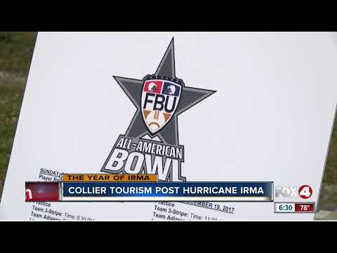 Sports tourism key to marketing Collier County after Irma