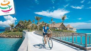 Malediven Luxus! Auf zum Waldorf Astoria Maldives | YourTravel.TV thumbnail