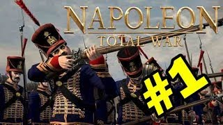 Let's Play Napoleon: Total War - France Campaign – Part 1 - Early Napoleon
