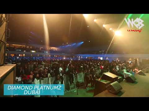 Diamond platnumz - Live Performance at One Africa Music Festival