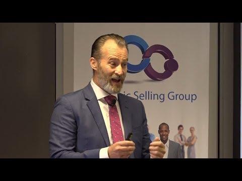How to accelerate sales with 'Purpose' - Ian Lowe Keynote - Sales Leadership Forum
