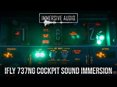 simMarket: IMMERSIVE AUDIO - IFLY 737NG COCKPIT SOUND IMMERSION
