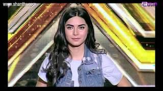 X Factor4 Armenia 4 Chair Challenge Girls Zoya Baraghamyan Janna Davtyan 22 01 2017
