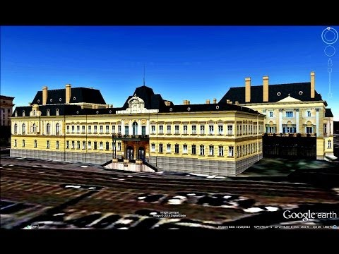 HISTORICAL PLACES OF BULGARIA IN GOOGLE EARTH  PART  TWO  ( 2/5 )